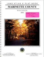 Title Page, Marinette County 2003